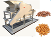 HOT SALE Almond Shelling separating Machine/Almond Sheel Breaking Machine