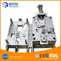 ISO Qualified injection plastic mould and injection molding