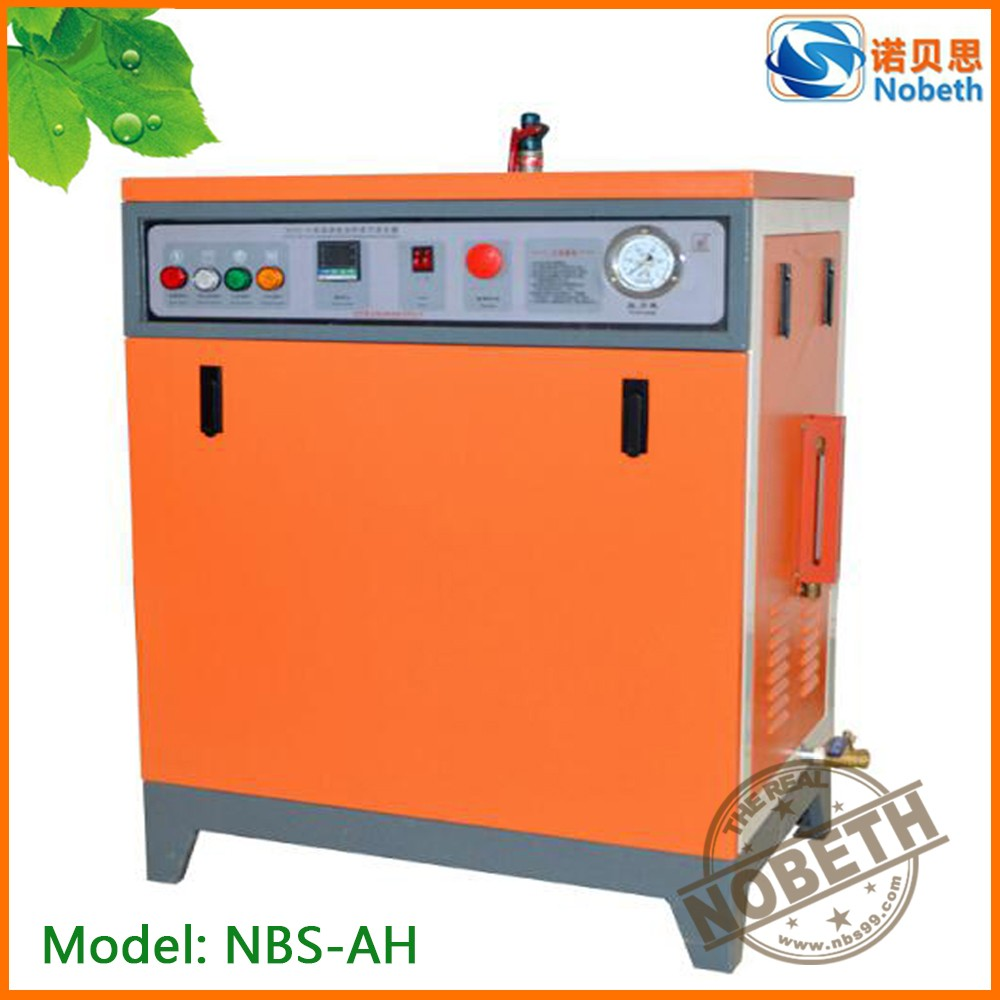 24KW Fully Automatic Portable Electric Powered Steam Generator