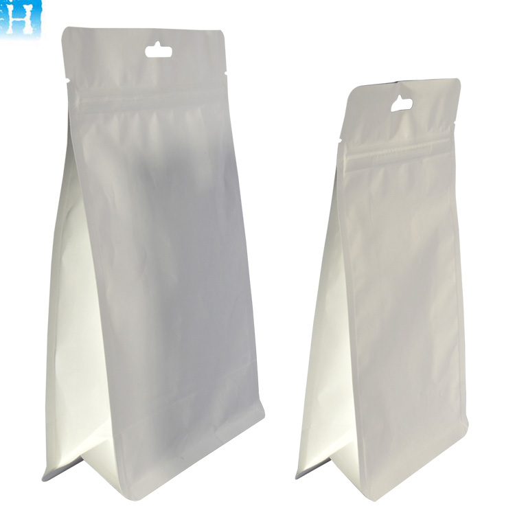 China suppliers High quality Zipper bag Fat bottom bag packaging for chocolate