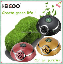 2015 Aroma diffuse car air purifier air lonizer