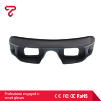 Newest 98 inch Virtual Screen 3D video glasses HD Digital video player