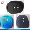 car key silicone shell for toyota silicone car key cover