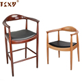 Dining Room high back wooden dining chair