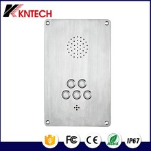 Access control system telephone KNZD-09 for apartment security PHONE with metal keyboard shockproof telephone