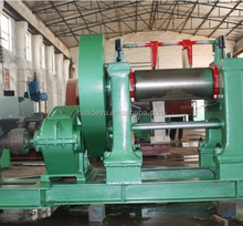 XK-250 Two Roll Open Rubber Mixing Mill Exported to Algeria