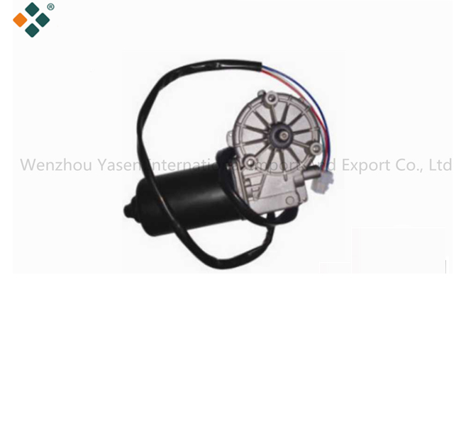 Auto Power Electrical Windshield 24V Rear Wiper Motor 8143408 for bus and truck