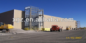 Modern Design Prefabricated Industrial Commercial And Residential Steel Structure Buildings