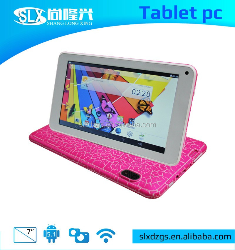 OEM Cheap Tablets 7 Inch Quad Core Android 5.1 Super Smart Tablet PC