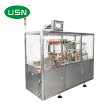 Engineer Overseas Services USN-350 Cosmetic Film Cellophane Wrapping Machine