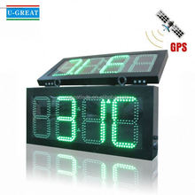 Low price led 12v timers countdown clock display