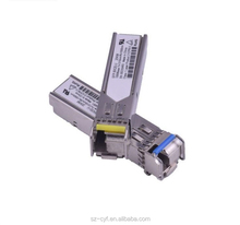 10Gbps BIDI SFP+ 1270nm Fiber Optic Receiver Module/20km Reach with Approvals