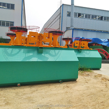 Mineral Processing Plant Separation Graphite Ore Flotation Machine