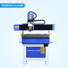 Perfect Laser -top sale aluminum mdf/wood/metal/marble cnc router 6090 drilling , engraving and cutting for plastic , pvc