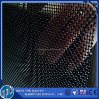 Stainless steel security wire mesh window guard insert screen (Factory price in China)