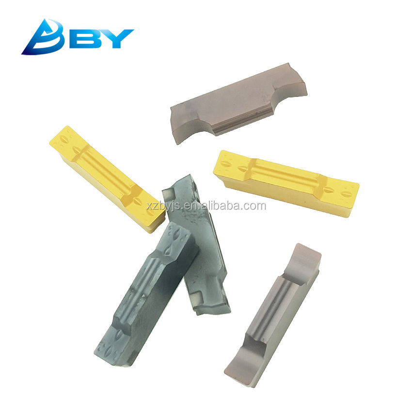 CNC Machine Tools Cutting Turning Carbide Grooving inserts