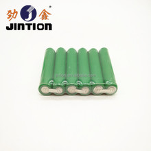 Rechargeable 7.2v AA 2300mah Nimh Battery Pack