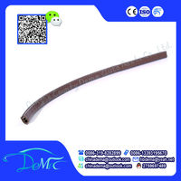 EPDM extruded door weather sealing / rubber strip
