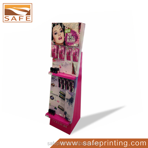Hot Sale Customized Modern Attractive Makeup Lipstick Cosmetic Display Rack