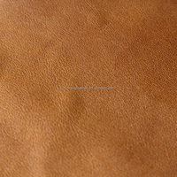 matt pu leather for shoes/ shoes pu material