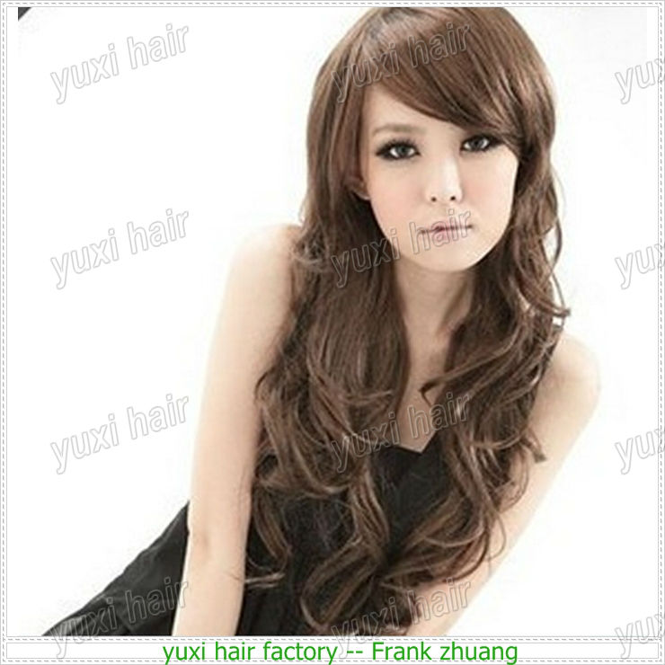 factory wholesale wigs synthetic cheapest price fashion design