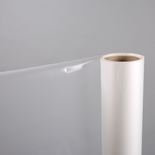 Self-adhesive and anti-scratch clear LDPE plastic protection film for lens