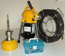 Mart S-75 Sewer Cleaning Equipment,snake wire pipe cleaner,Pipe Drain Cleaner