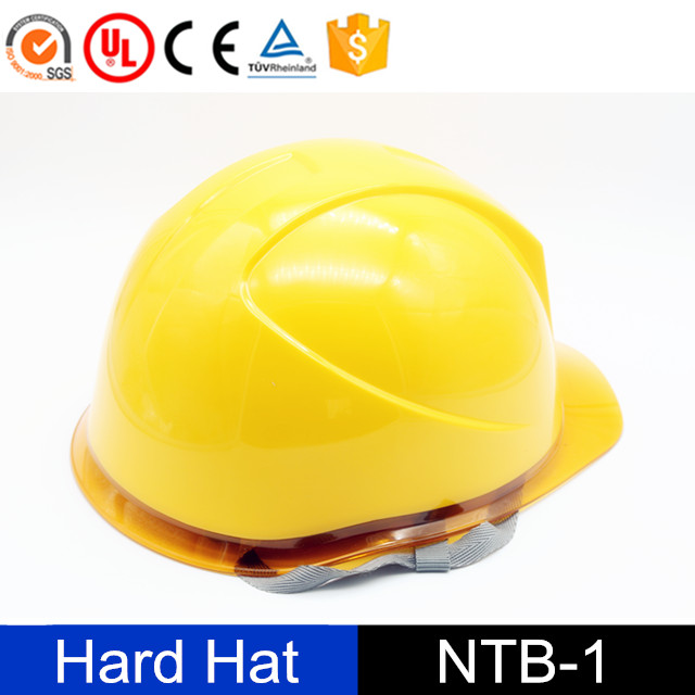 hot selling ABS plastic safety ventilated hard hat for sale