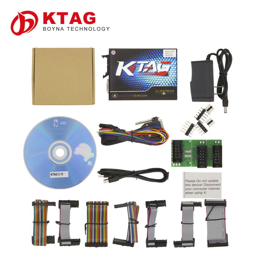 [The latest version] ktag k-tag ecu programming tool master version V2.10 ktag ecu repair tools