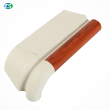 pvc stair Safety plastic cover Hospital hallway Handrail