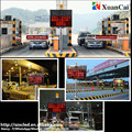 Communication protocol Traffic Voice speaker Toll station LED display sign