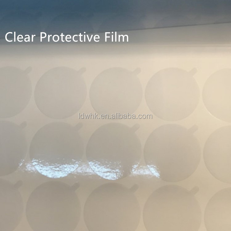 Wholesale Factory Price Plastic PE PET PVC Protective Film of Watch Protective Film