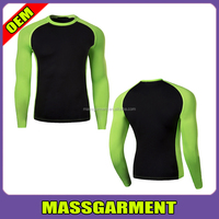 Men Long Sleeve Cotton T-Shirt Jersey Sports Cycling Athletic T Shirt