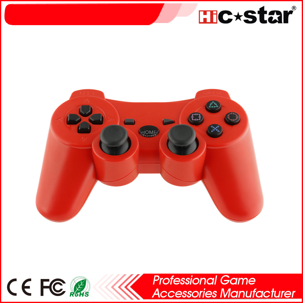 Wholesale Video Game Consoles Wireless Bluetooth Game Controller For ps3