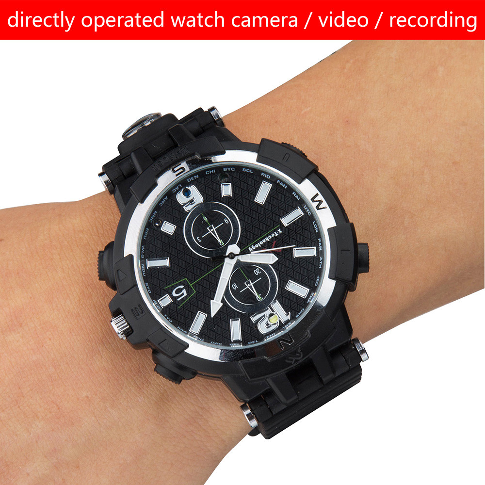 720P HD P2P Wifi IP Camera watch Hidden Camera Motion Activated Video Recorder Security DV for Android IOS APP Remote View PQ268
