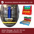Kindergarten bed extrusion blow molding machine
