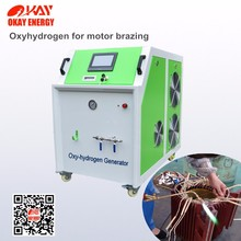 No pollution Oxy hydrogen gas generator OH3000 water welder machine