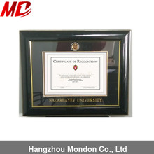 open hot sexy girl wooden picture graduation Certificate Frames wholesale