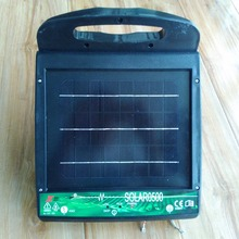 Cattle Solar Powered Farm Electric Fence charger
