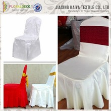 Pretty simple decotatice popular wholesale disposable chair covers