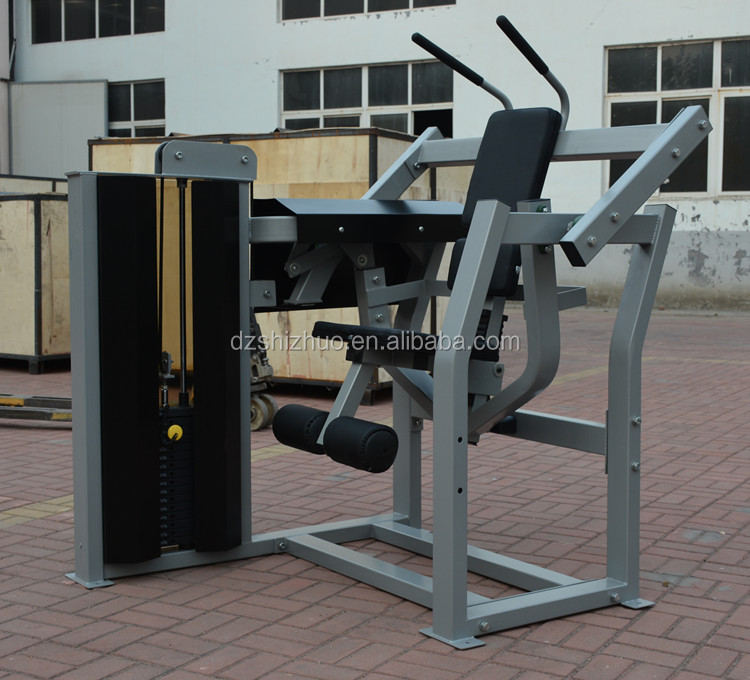 Well-known for its fine quality New Style Exercise Equipment Abdominal Crunch Machines