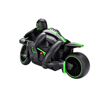 2.4G high speed electric stunt rc motorcycle