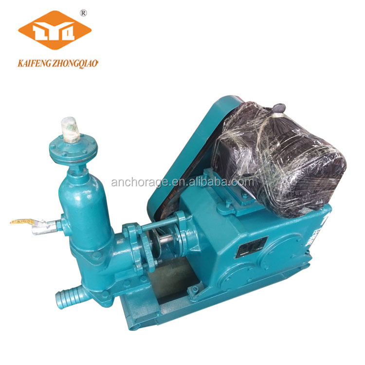 Post-tensioning Hydraulic Electric Mortar Grout Pump Form China