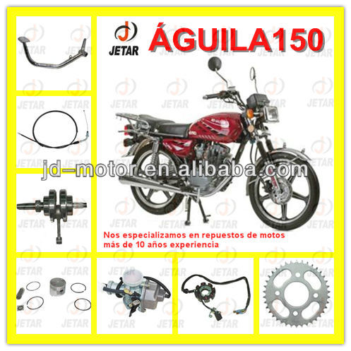 motorcycle plasctic parts for HAOJIN AGUILA