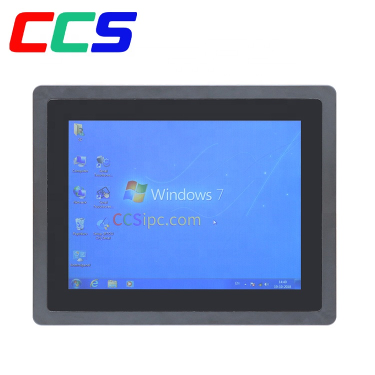 Optical Bonding 12 inch Touch Screen <strong>Monitor</strong> with 1500nit Sunlight Readable