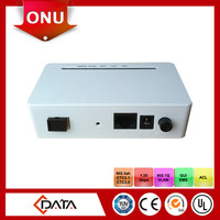 ftth equipment 1ge catv onu Gepon compatible Huawei/ZTE/Fiberhome/Alcatel-Lucen OLT