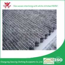 tie interlining/non woven interfacing fabric