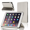 Leather Case Cover/Stand With Magnetic Function For Apple iPad Mini