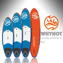 OEM Inflatable stand up paddle boards with seats fish tail sup board