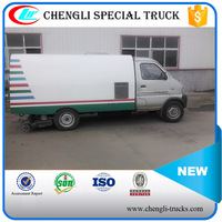 JINBEI 4*2 65hp 1000L Micro Road Dirt & Trash Suction Truck